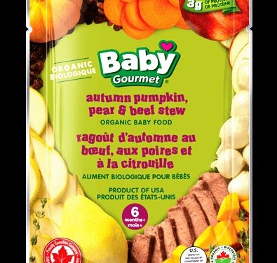 Baby Gourmet's New Flavors!