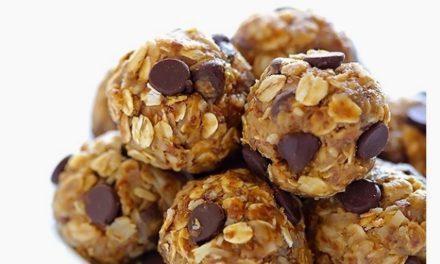 Peanut Butter Energy Bites