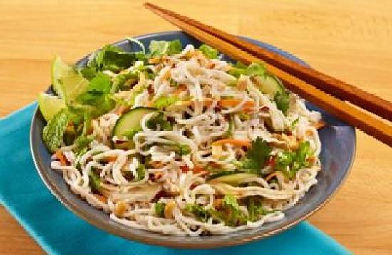 Tofu Shirataki Vietnamese Salad