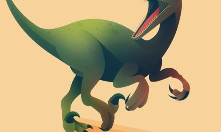Dinosaurus: The Jurassic Facts Guide interactive educates children on dinosaurs