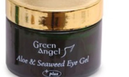 Skincare – Mummy Treats…..Green Angel Eye Gel