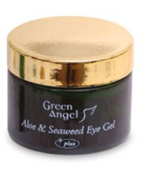 Skincare – Mummy Treats…..Green Angel Eye Gel