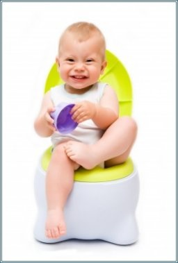 Toilet Training or Learning