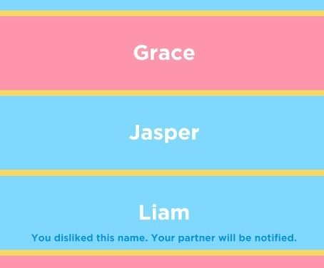 Baby Name App