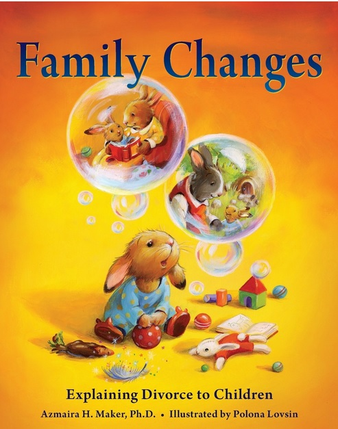 Explaining Divorce To Children: Family Changes