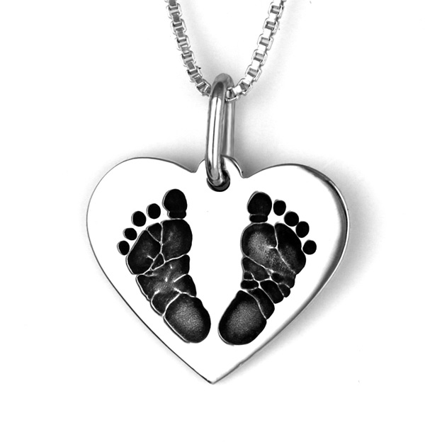 Tiny Footprints For That Special Newborn