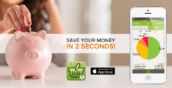 Don't Fear Your Families Finances: Quick Money Recorder App