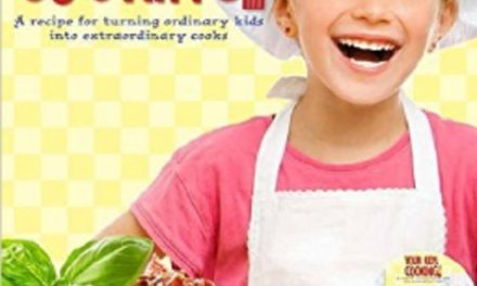 12 Days of Back To School Likes- Day 7-Your Kids Cooking!