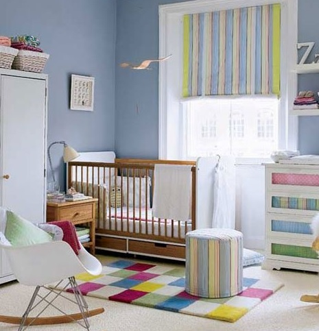 Baby Back Home: How to Get Your Little One's Room Ready