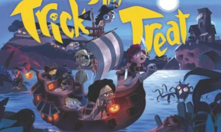 Trick Arrr Treat- A Pirate Halloween
