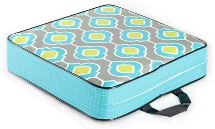 Luv Chicken Safe, Stylish No Slip Cushions