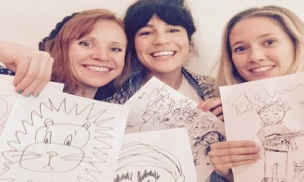 Music Stars Doodle For Charity!