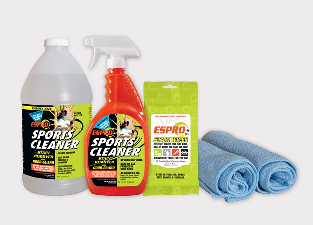 ESPRO- The Environmentally Friendly Sports Cleaner