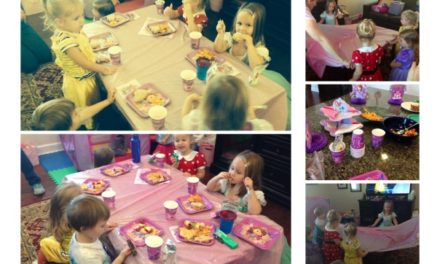 We hosted a #DisneyKids Preschool Playdate yesterday and had such fun!