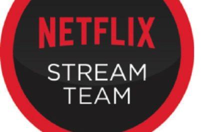 Netflix Stream Team – The final countdown 5,4,3,2,1 Bedtime
