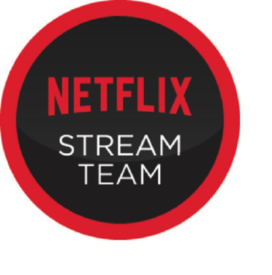 Netflix Stream Team – The final countdown 5,4,3,2,1 Bedtime