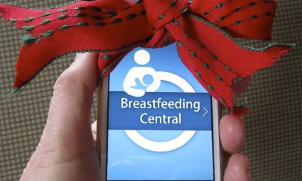 2016 Parenting App of The Year: Breastfeeding Central