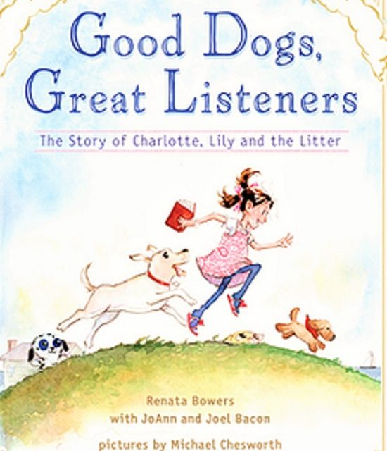 To Warm Your Heart This Holiday: Good Dogs, Great Listeners