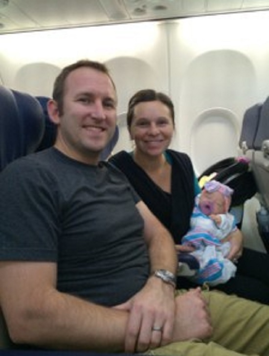 8 Tips for Traveling with an Infant