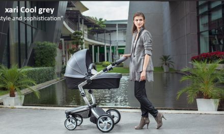 12 DAYS OF LIKES- DAY 3- Mima Strollers