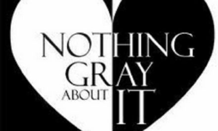 Nothing Gray About It- Staying Pure