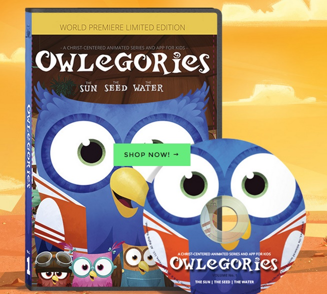 A Christian Educational Video For Your Kids- Owlegories