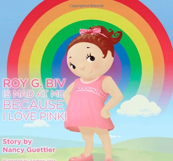 Roy G Biv- Children Learn Their Colors!