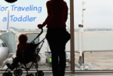 6 Toddler Travel Tips