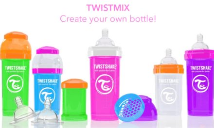 2016 Bottle of The Year- Twist Shake Bottles Has A Passion For Babies
