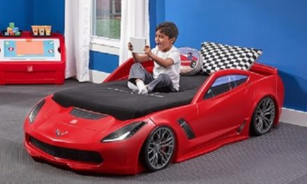 TOY COMPANY PARTNERS WITH GM TO LAUNCH NEW CORVETTE® Z06 FOR CHILDREN