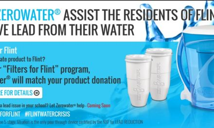 "ZeroWater Announces ""Filters For Flint"" Program in Conjunction with United Way of Genesee County"