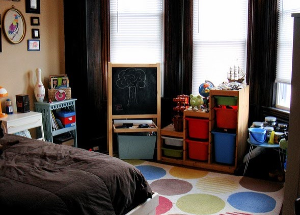 How to Carve Out a Nook for Your Little One