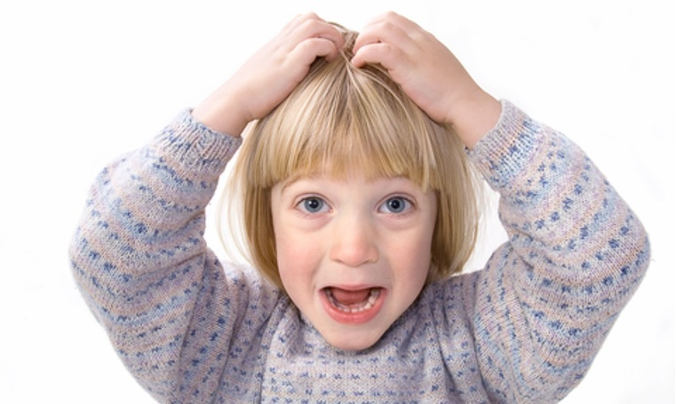 Lousy Kids Help Find New Treatments For Head Lice