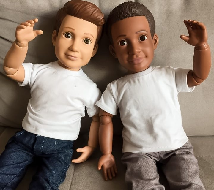 Boy Story Brings Action Dolls To The Market