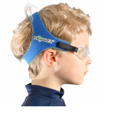 Get Comfortable With Frogglez Goggles!