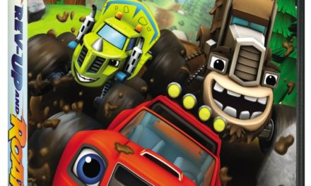 Rev Up And Roar With Blaze and The Monster Machines!