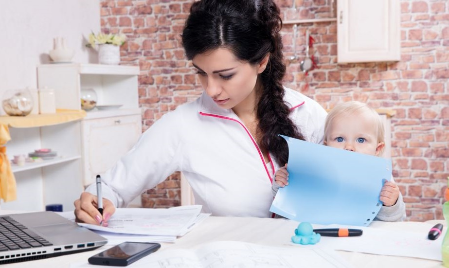 Busy Moms? Tips to Help You Feel Recharged and Relaxed