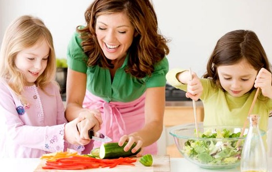 Six Tips To Help You Feel More Confident About Raising Healthy Kids