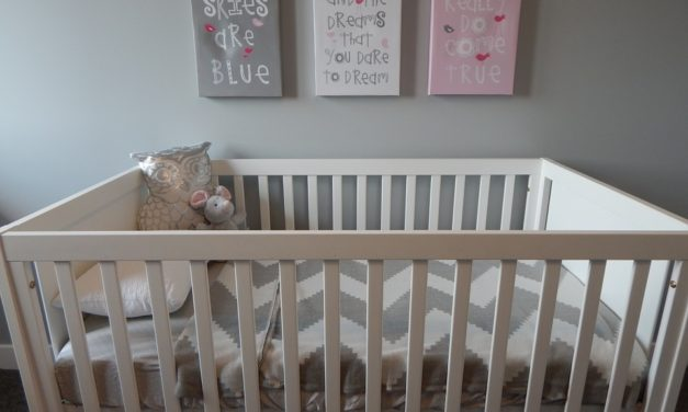 Design a Beautiful Nursery on a Light Budget