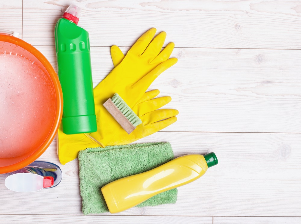 How Spring Cleaning Can Affect Your Wellness