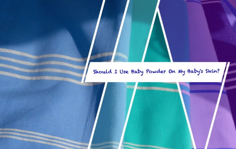 Should I Use Baby Powder On My Baby's Skin?