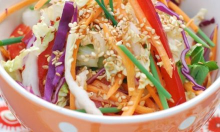 Yummy Coleslaw Recipe For Memorial Day