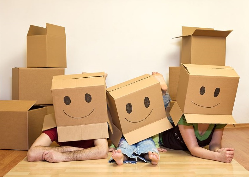 How To Make Moving With Kids A Less Stressful Experience