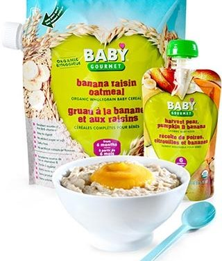 2 New Baby Gourmet Flavors That Your Baby Will LOVE