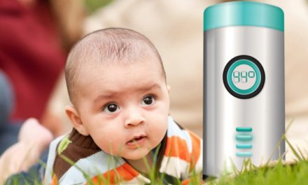 Baby milk device has winning formula worth bottling
