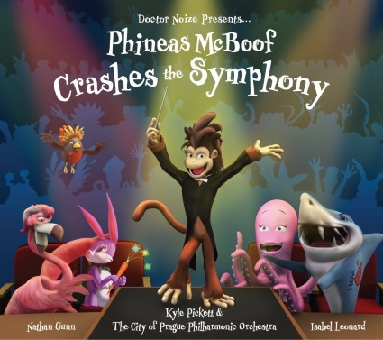 Phineas McBoof Crashes The Symphony!