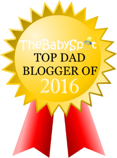 "TBS-Top-Dad-Blogger-Badge-2016″ width=""230″ height=""309″ border=""0″ /></a></div> <p></center></p> </div> 		</div>		<div id="