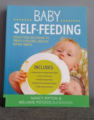 Baby Self-Feeding Book is Empowering Parents