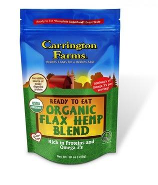 Carrington Farms Has Healthy Foods For A Healthy Soul