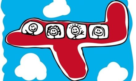 HAVE A CHILD TAKING THE FRIENDLY SKIES ALONE?